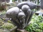 Pilze / Serpentin - Höhe: 40cm / Breite: 40cm / Dicke: 25cm